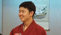 【インタビュー】 「令和二年を、『新・競技かるた元年』にしたい」 名人位初防衛・粂原圭太郎さんの抱負