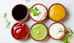 冷凍ソースの品質改良のご提案