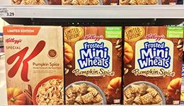 アメリカで秋を感じる食品